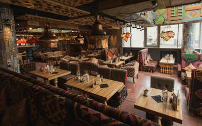 Банкетный зал ресторана Чайхона №1 на Новослободской фото 1