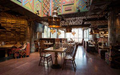 Банкетный зал ресторана Чайхона №1 на Новослободской фото 2