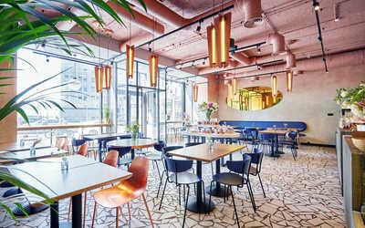 Банкетный зал кафе Cooker's Gourmet Cafe на Кузнецком мосту фото 1