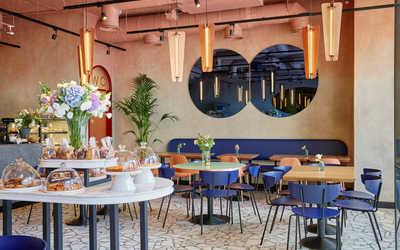 Банкетный зал кафе Cooker's Gourmet Cafe на Кузнецком мосту фото 2