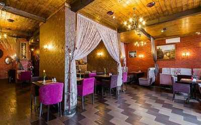 Банкетный зал ресторана Аладастури на Туристской фото 3