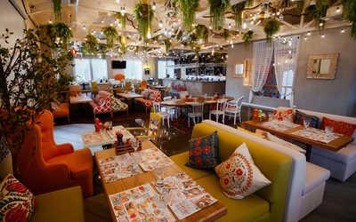 Банкетный зал ресторана Чайхана Чабрец в Морском переулке фото 1