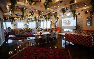 Банкетный зал ресторана Чайхана Чабрец в Морском переулке фото 3