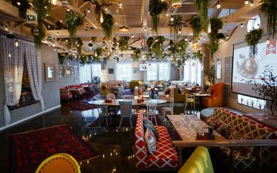 Банкетный зал ресторана Чайхана Чабрец в Морском переулке фото 2