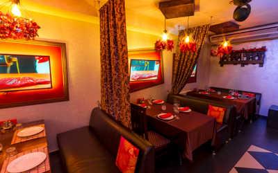 Банкетный зал стейка-хауса Мясо на улице Лермонтова фото 3