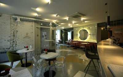 Банкетный зал ресторана HOTDOG & BRUT на улице Некрасова фото 2