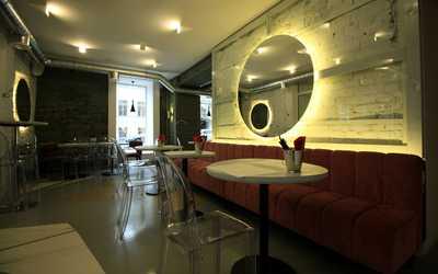 Банкетный зал ресторана HOTDOG & BRUT на улице Некрасова фото 3