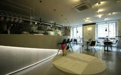 Банкетный зал ресторана HOTDOG & BRUT на улице Некрасова фото 1