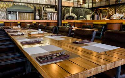 Банкеты ресторана Factoria Beer & Grill на Вятской улице фото 3