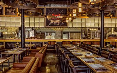 Банкеты ресторана Factoria Beer & Grill на Вятской улице фото 2
