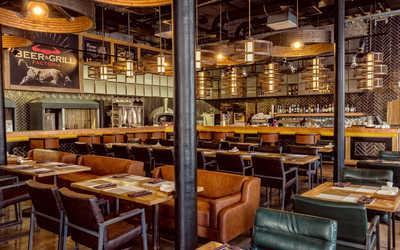 Банкеты ресторана Factoria Beer & Grill на Вятской улице фото 1