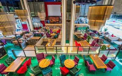 Банкеты ресторана Урюк на Автозаводской фото 2