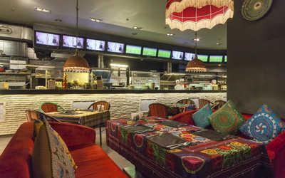 Банкеты ресторана Урюк на Цветном бульваре фото 1