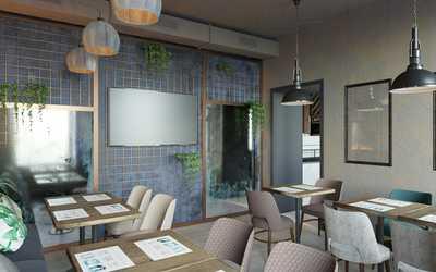 Банкетный зал ресторана Gustogram (Густограм) на Невском проспекте фото 3