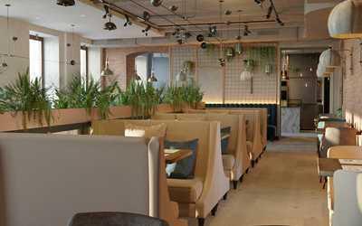 Банкетный зал ресторана Gustogram (Густограм) на Невском проспекте фото 2