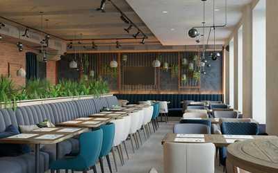 Банкетный зал ресторана Gustogram (Густограм) на Невском проспекте фото 1