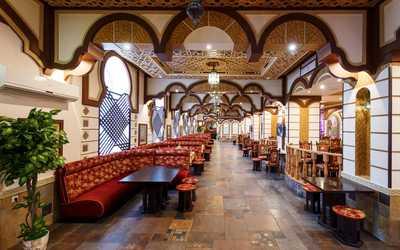 Банкетный зал ресторана Чайхана Тархун на улице Мневники фото 3