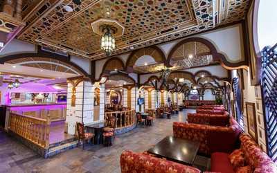 Банкетный зал ресторана Чайхана Тархун на улице Мневники фото 1