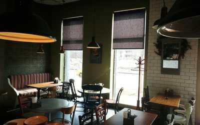 Банкетный зал кафе Ели Сацебели в Береговом проезде фото 2