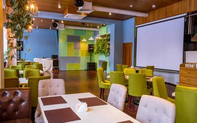 Банкетный зал ресторана El Inka (Эль Инка) на бульваре Генерала Карбышева фото 3