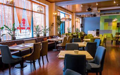 Банкетный зал ресторана El Inka (Эль Инка) на бульваре Генерала Карбышева фото 1