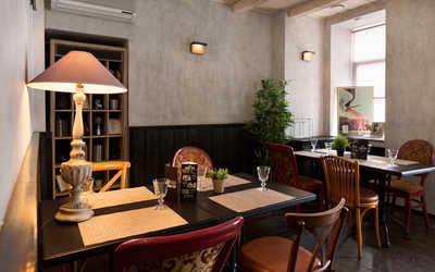 Банкетный зал ресторана Cafe 33/17 на Московском проспекте фото 3