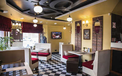 Банкетный зал ресторана Бристоль на улице Вишневского фото 1