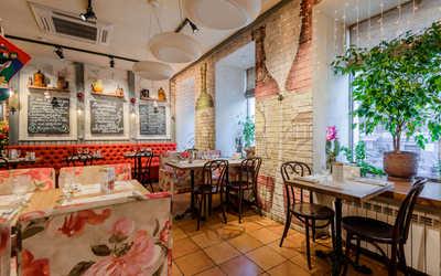 Банкетный зал ресторана Сулико на улице Восстания фото 3