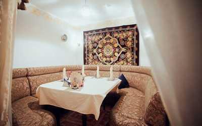 Банкетный зал ресторана Рубаи на улице Амирхана фото 1