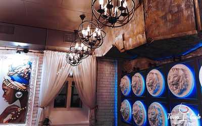 Банкетный зал ресторана Terra Gusto (Терра Густо) на Япеева фото 2