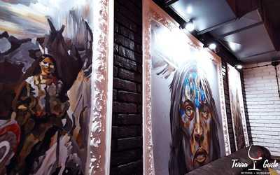 Банкетный зал ресторана Terra Gusto (Терра Густо) на Япеева фото 3