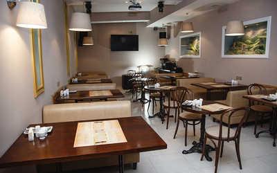 Банкетный зал кафе Стумари в Тессинском переулке фото 2