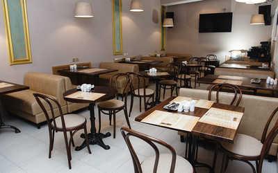 Банкетный зал кафе Стумари в Тессинском переулке фото 3