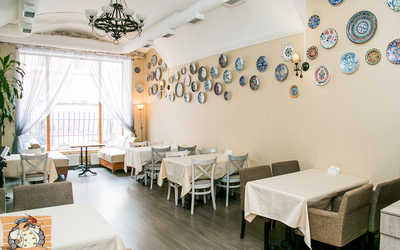 Банкетный зал ресторана Добрый Грузин на Невском проспекте фото 2