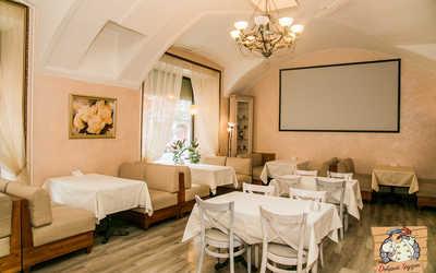 Банкетный зал ресторана Добрый Грузин на Невском проспекте фото 1