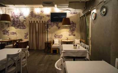 Банкетный зал ресторана Добрый Грузин на Богатырском проспекте фото 3