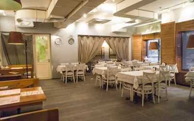 Банкетный зал ресторана Добрый Грузин на Богатырском проспекте фото 1