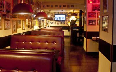 Банкетный зал бара DuckStars в Благовещенском переулке фото 3