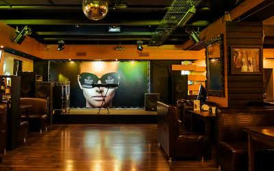 Банкетный зал ресторана Европа на Волоколамском шоссе фото 3