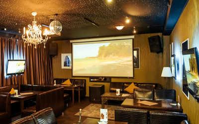 Банкетный зал ресторана Европа на Волоколамском шоссе фото 2