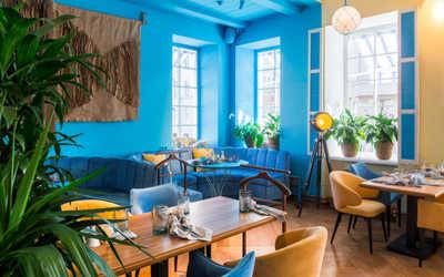 Банкетный зал ресторана Черетто море на Пятницкой улице фото 1