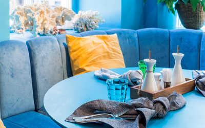 Банкетный зал ресторана Черетто море на Пятницкой улице фото 3