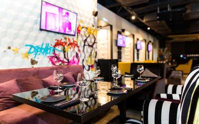 Банкетный зал ресторана Diplomat на Цветном бульваре фото 1