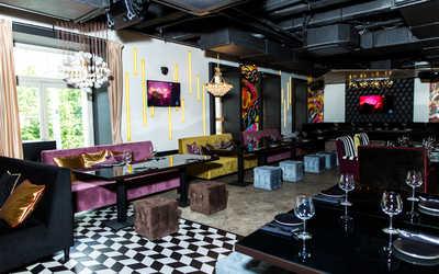 Банкетный зал ресторана Diplomat на Цветном бульваре фото 2