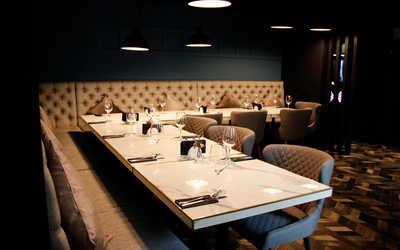 Банкетный зал ресторана Grandcafe 18/53 (Гранд Кафе 18 53) на Лиговском проспекте фото 1