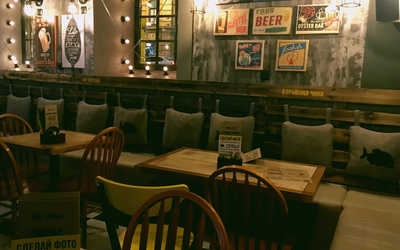 Банкетный зал бара Killfish 2.0 (Киллфиш) на улице Восстания фото 1