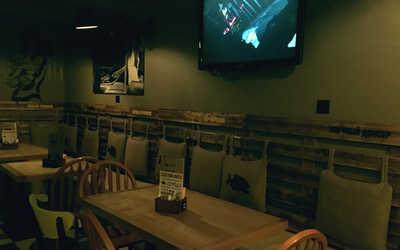 Банкетный зал бара Killfish 2.0 (Киллфиш) на улице Восстания фото 3