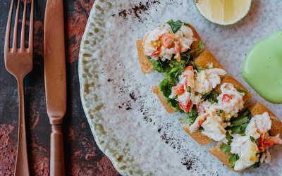 Меню ресторана Novel Dine & Wine на Сретенке фото 2