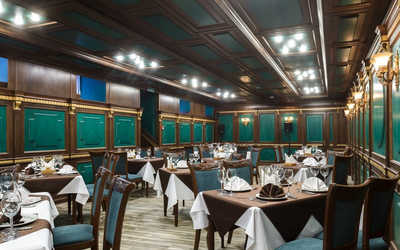 Банкетный зал ресторана Ирис на улице Декабристов фото 3