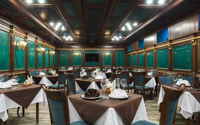 Банкетный зал ресторана Ирис на улице Декабристов фото 1